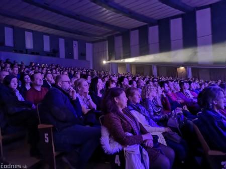 Foto: Peter Nagy - Vianočné PIANKO tour - Prievidza 2