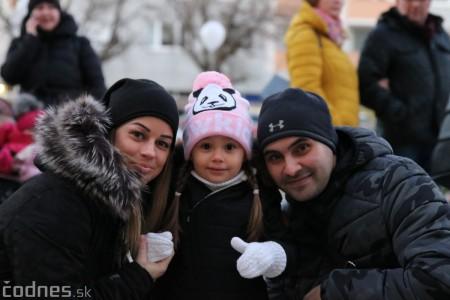 Foto a video: Mikulášsky sprievod anjelov a čertov 2018 30