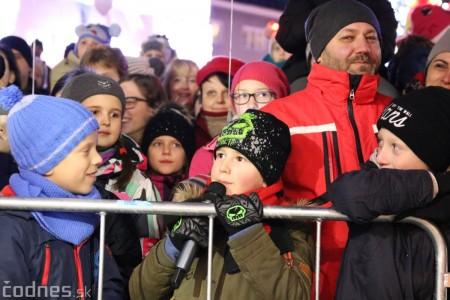Foto a video: Mikulášsky sprievod anjelov a čertov 2018 70