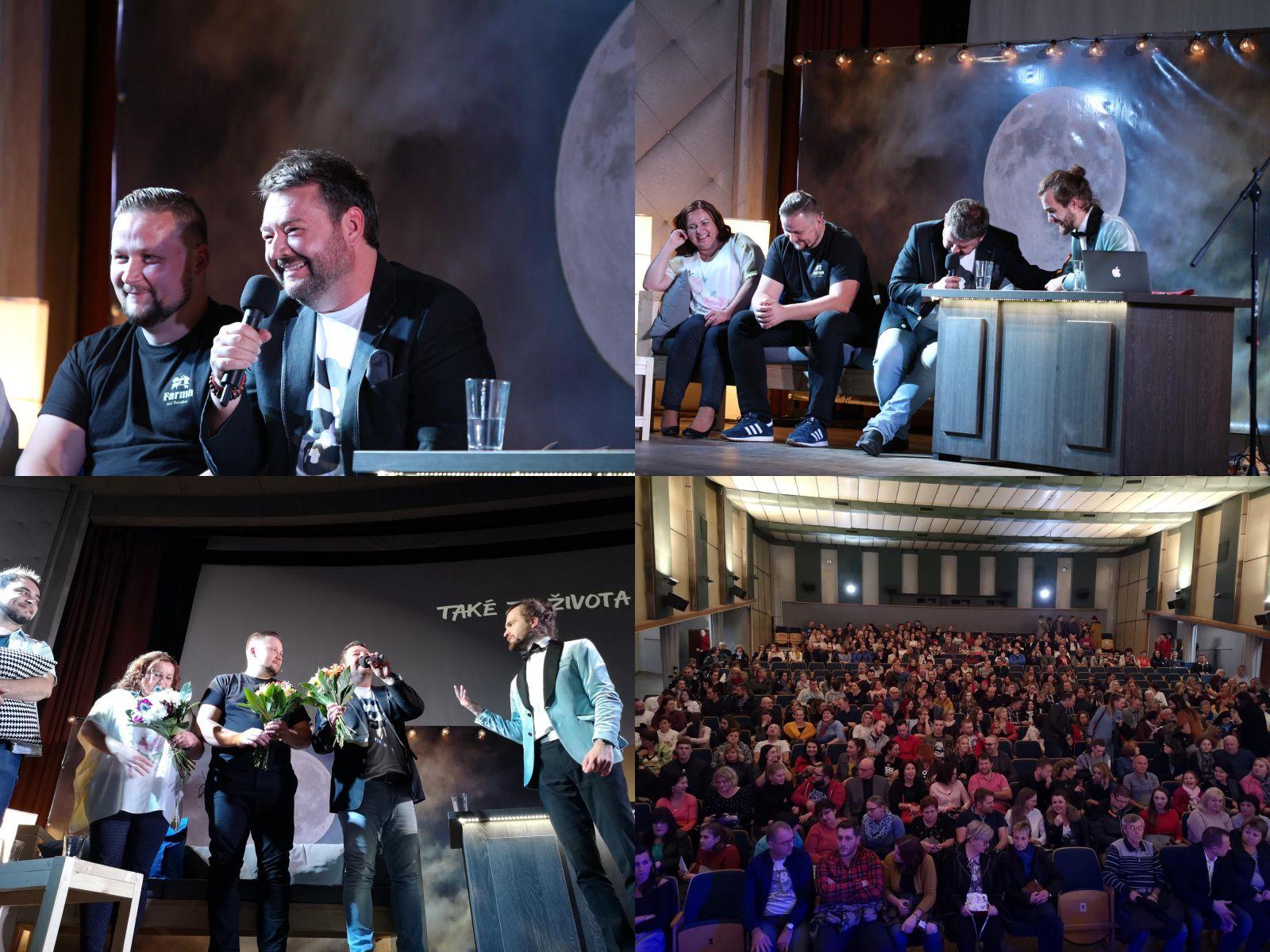 Foto: Talkshow Také zo života s Michalom Hudákom