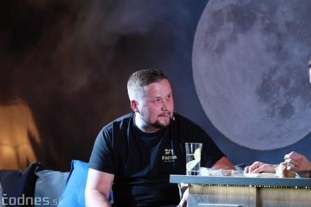 Foto: Talkshow Také zo života s Michalom Hudákom 17