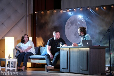 Foto: Talkshow Také zo života s Michalom Hudákom 23