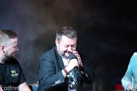 Foto: Talkshow Také zo života s Michalom Hudákom 29