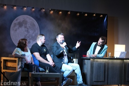 Foto: Talkshow Také zo života s Michalom Hudákom 30