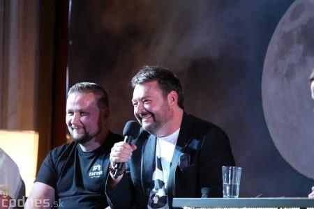 Foto: Talkshow Také zo života s Michalom Hudákom 36
