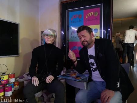 Foto: Talkshow Také zo života s Michalom Hudákom 55