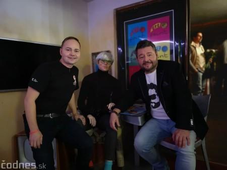 Foto: Talkshow Také zo života s Michalom Hudákom 56