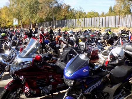Foto a video: Ukončenie Moto-sezóny Prievidza Bojnice 2018 6