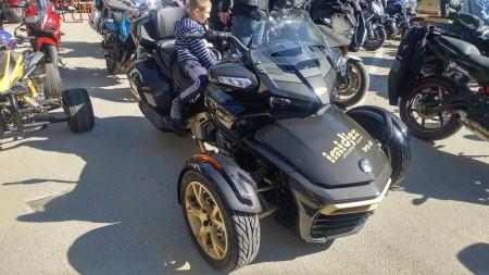 Foto a video: Ukončenie Moto-sezóny Prievidza Bojnice 2018 13