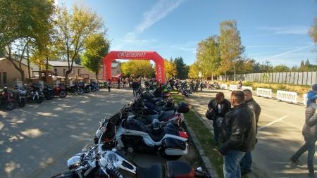 Foto a video: Ukončenie Moto-sezóny Prievidza Bojnice 2018 15