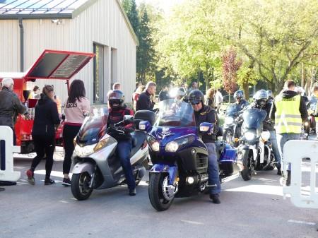 Foto a video: Ukončenie Moto-sezóny Prievidza Bojnice 2018 16
