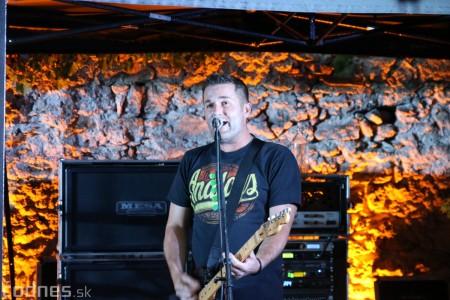 Foto a video: Koncert Iné Kafe - Bojnický dvor 4
