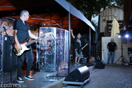 Foto a video: Koncert Iné Kafe - Bojnický dvor 8