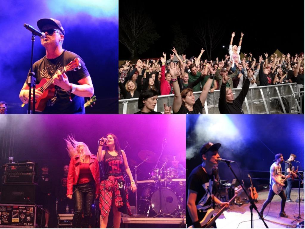 Foto a video: Rockfest Nitrianske Rudno 2018 - sobota