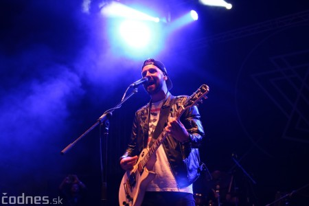 Foto a video: Rockfest Nitrianske Rudno 2018 - sobota 17
