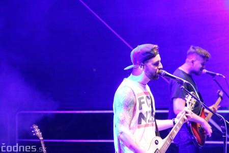 Foto a video: Rockfest Nitrianske Rudno 2018 - sobota 23