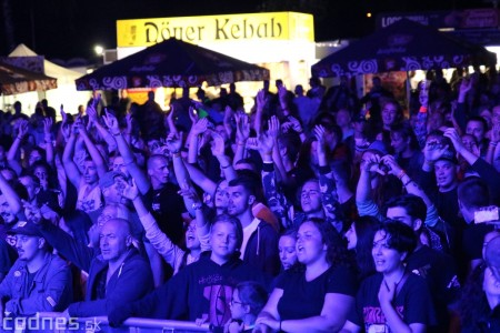 Foto a video: Rockfest Nitrianske Rudno 2018 - sobota 27