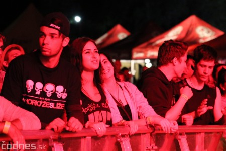 Foto a video: Rockfest Nitrianske Rudno 2018 - sobota 31