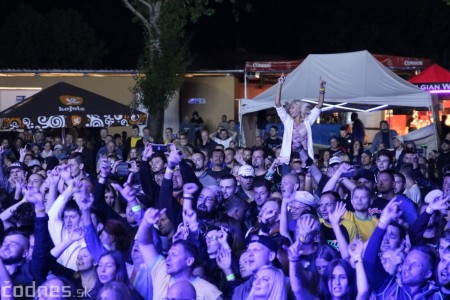Foto a video: Rockfest Nitrianske Rudno 2018 - sobota 43