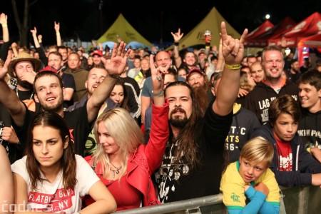Foto a video: Rockfest Nitrianske Rudno 2018 - sobota 58
