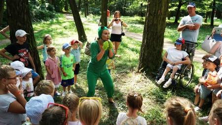 Foto: Všetci máme zelenú - Amfiteáter Lesopark Prievidza 10