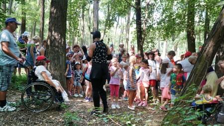 Foto: Všetci máme zelenú - Amfiteáter Lesopark Prievidza 20