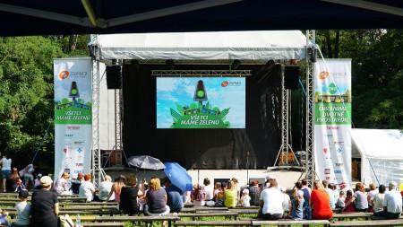 Foto: Všetci máme zelenú - Amfiteáter Lesopark Prievidza 30