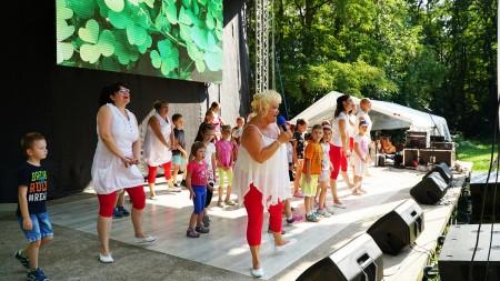 Foto: Všetci máme zelenú - Amfiteáter Lesopark Prievidza 55