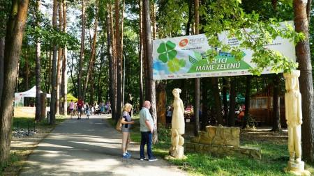 Foto: Všetci máme zelenú - Amfiteáter Lesopark Prievidza 59