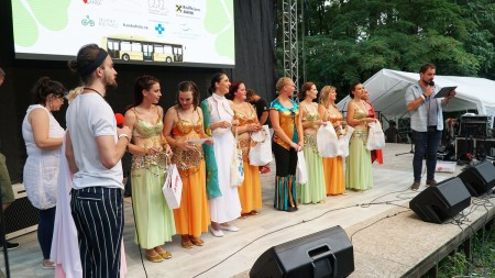Foto: Všetci máme zelenú - Amfiteáter Lesopark Prievidza 90