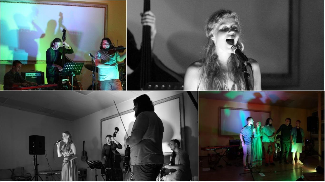 Foto a video: Koncert Prague Jazz Friends & Lucia Bakaiová
