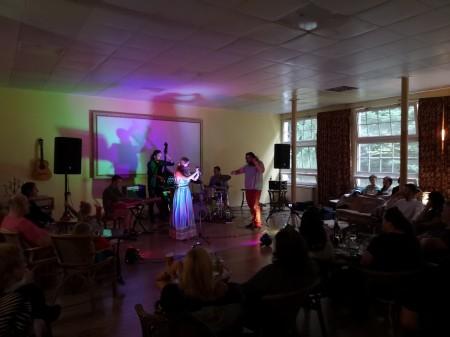 Foto a video: Koncert Prague Jazz Friends & Lucia Bakaiová 1