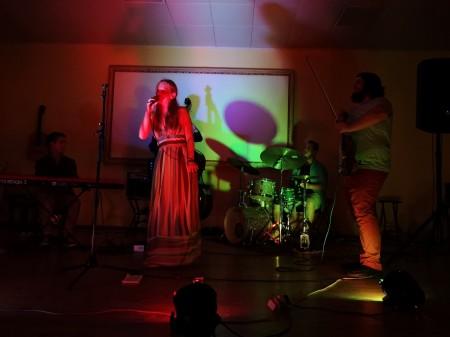Foto a video: Koncert Prague Jazz Friends & Lucia Bakaiová 8
