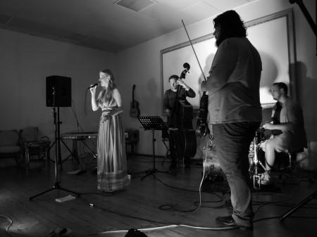 Foto a video: Koncert Prague Jazz Friends & Lucia Bakaiová 9