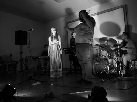Foto a video: Koncert Prague Jazz Friends & Lucia Bakaiová 10