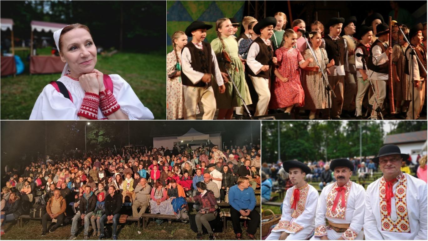 Foto a video: Hornonitrianske folklórne slávnosti 2018 - Prievidza