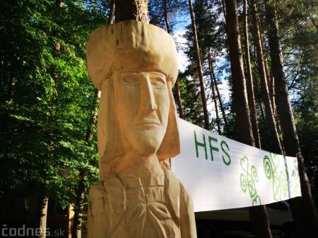 Foto a video: Hornonitrianske folklórne slávnosti 2018 - Prievidza 3