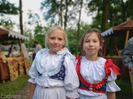 Foto a video: Hornonitrianske folklórne slávnosti 2018 - Prievidza 10