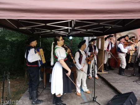 Foto a video: Hornonitrianske folklórne slávnosti 2018 - Prievidza 13