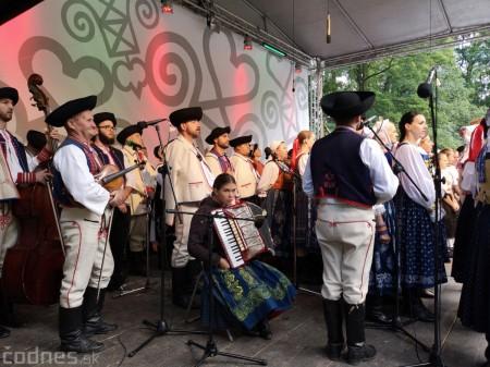 Foto a video: Hornonitrianske folklórne slávnosti 2018 - Prievidza 14