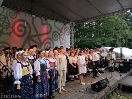 Foto a video: Hornonitrianske folklórne slávnosti 2018 - Prievidza 15