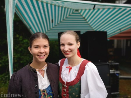 Foto a video: Hornonitrianske folklórne slávnosti 2018 - Prievidza 19