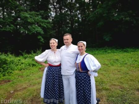 Foto a video: Hornonitrianske folklórne slávnosti 2018 - Prievidza 22
