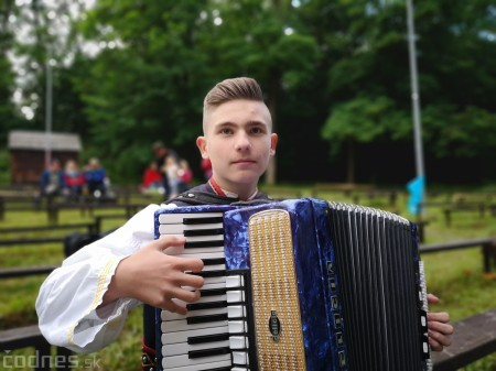 Foto a video: Hornonitrianske folklórne slávnosti 2018 - Prievidza 25