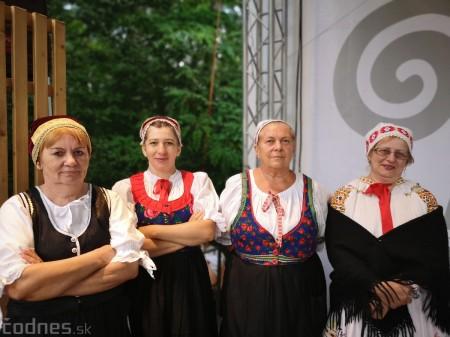 Foto a video: Hornonitrianske folklórne slávnosti 2018 - Prievidza 26