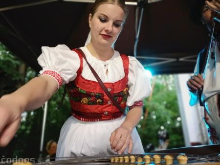 Foto a video: Hornonitrianske folklórne slávnosti 2018 - Prievidza 29
