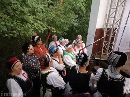 Foto a video: Hornonitrianske folklórne slávnosti 2018 - Prievidza 31
