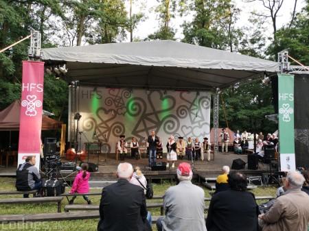 Foto a video: Hornonitrianske folklórne slávnosti 2018 - Prievidza 32
