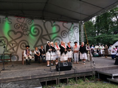 Foto a video: Hornonitrianske folklórne slávnosti 2018 - Prievidza 34
