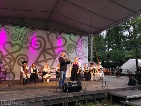 Foto a video: Hornonitrianske folklórne slávnosti 2018 - Prievidza 38